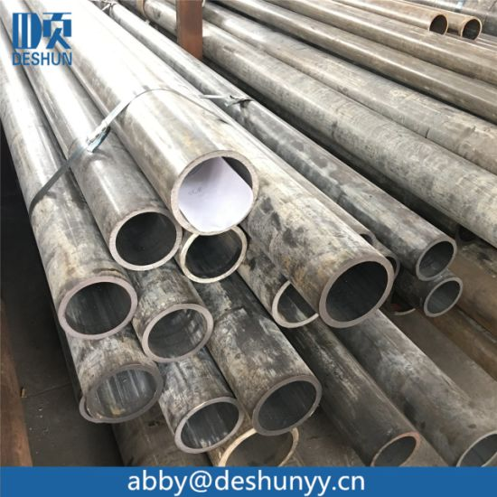 DIN2391 1020/1045 St45 Ck45 St52 Cold Drawn Seamless Steel (CDS) Tube for Rollers pictures & photos