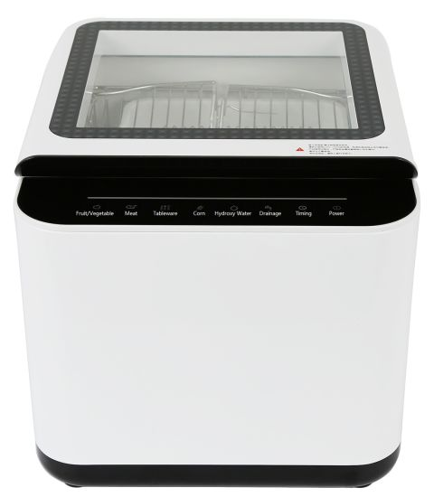Eelectrolysis Technology Ozoner Fruits & Vegetable&Food Cleaning Washing Machine