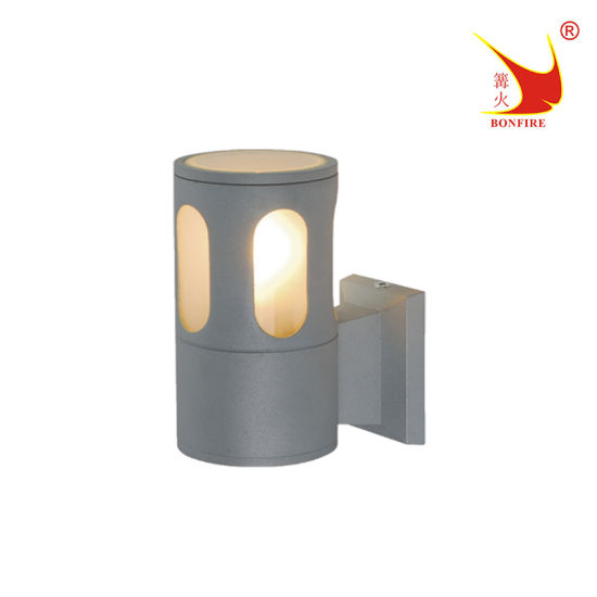 Hot Sell IP54 Round Shape Aluminum Outdoor Wall Light with SAA, UL Approved