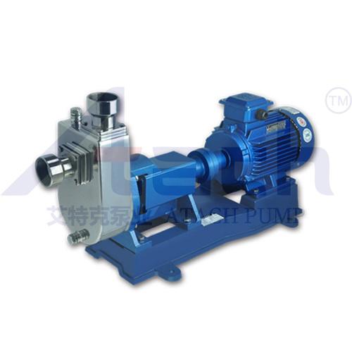 Glf40kx-18 Horizontal Self-Priming Stainless Steel Sewage Chemical Water Pump