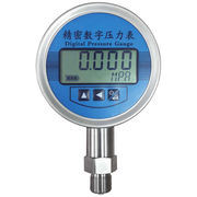 Standard IP54 0.25%F. S Digital Display Gauge/Vacuum Pressure Gauge