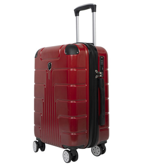 Business Boarding Suitcase Carry-on Fashion Leisure Expandable Travel Trolley Luggage