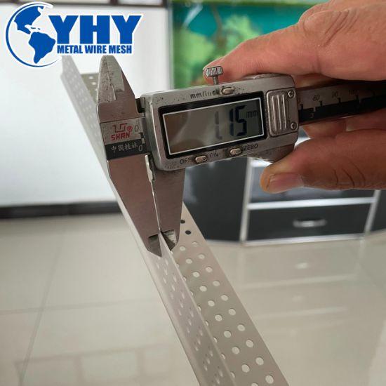 30*30mm Width PVC Outside Corner for Drywall in 2, 5 M Length