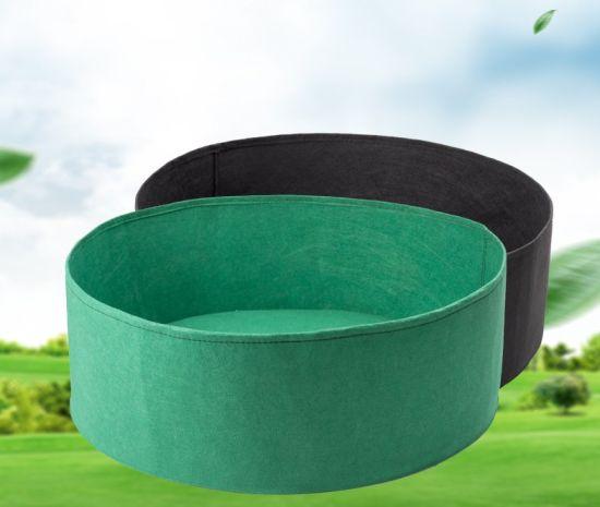 Yayimedical Non Woven Planter Grow Bags Aeration Fabric Pots Garden with 10 Gallons