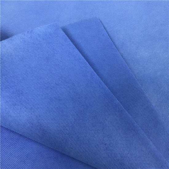 Waterproof Polypropylene SMS Nonwoven Fabric Medical Material