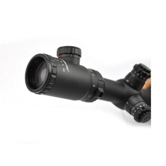 Visionking1.5-6x42 Rifle scope 30mm Illuminated Riflescopes Sight Hunting
