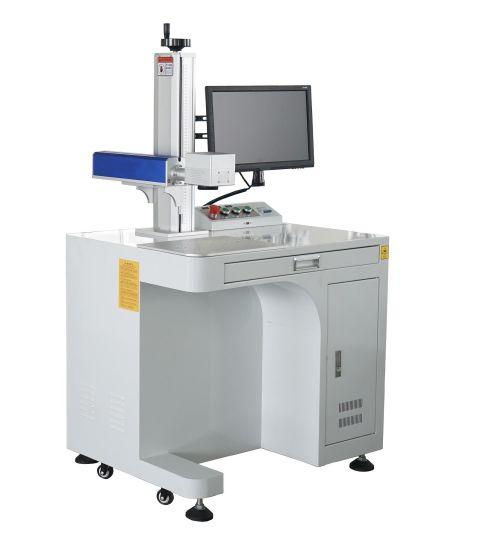 2021 Mopa Color Dynamic Fiber Laser Marker Machine for Jewelry