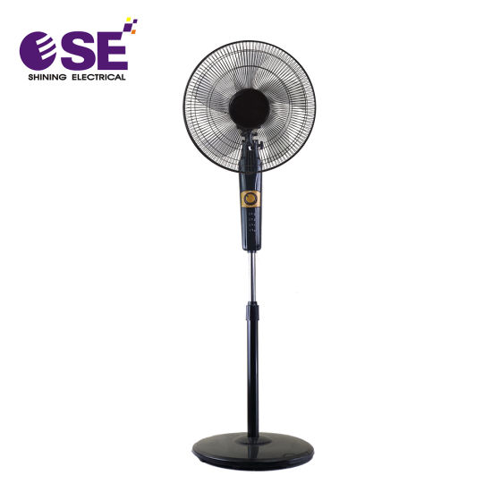 Strong Wind 16 Inch Big Stand Fan with Timer