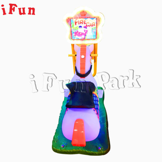 China Horse Racing Game Machine Coin Operated Video Swing Kiddie Rides Indoor Amusement Kids Fun Park China Kids Game And Kids Arcade Machine Price