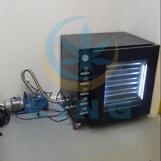 Lab Desktop Vacuum Drying Ovens Machine Medical Equipment