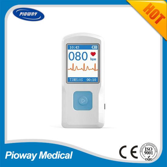China Portable Mini ECG EKG Machine Price (PM-10)