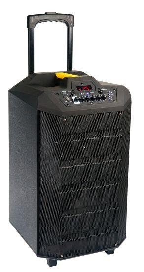 Professional Audio Speakers Trolley Bluetooth Speaker