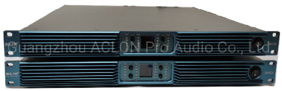 Two Channel SMPS Audio Mixer PRO Audio LCD Display Digital Power Amplifier