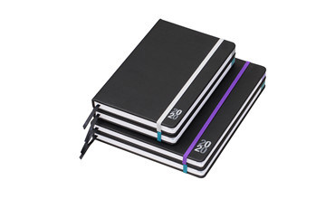 "8""PU Hard Cover Weekly Planner"