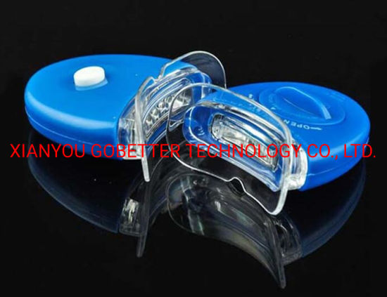 China Led Mini Teeth Whitening Light China Teeth Whitening Light