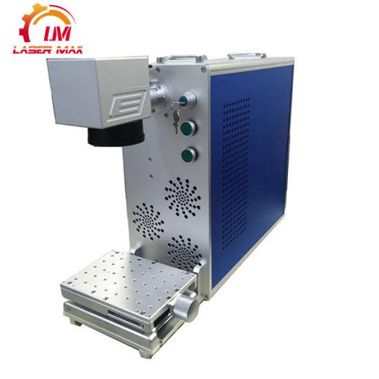 Fiber Laser Marking Machine for Metal Engraving Marking