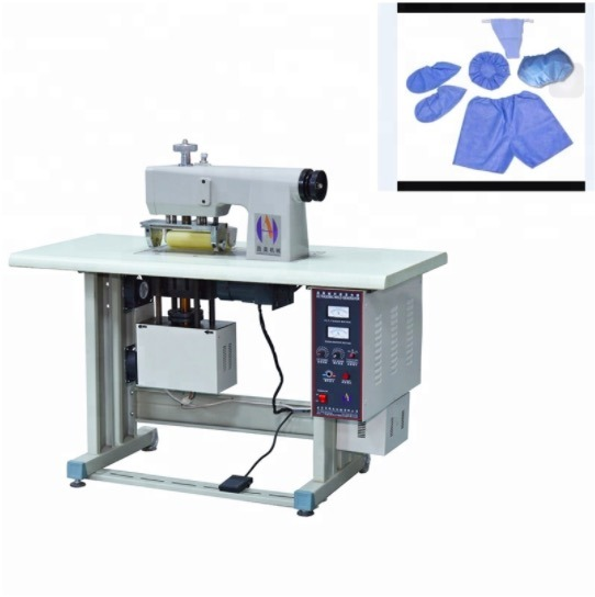 No -Woven Bag Ultrasonic Lace Sewing Machine Industrial for Garment