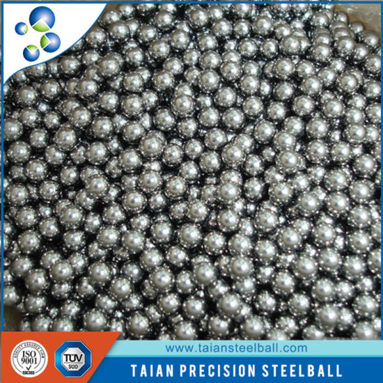 Bearing Accessories AISI304 Good Hardness Steel Balls pictures & photos