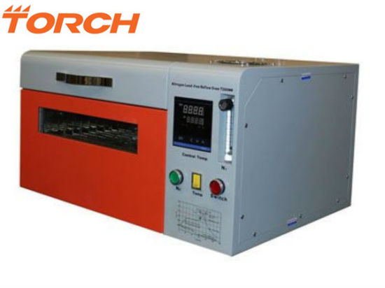 SMT Desk Lead-Free Reflow Oven pictures & photos