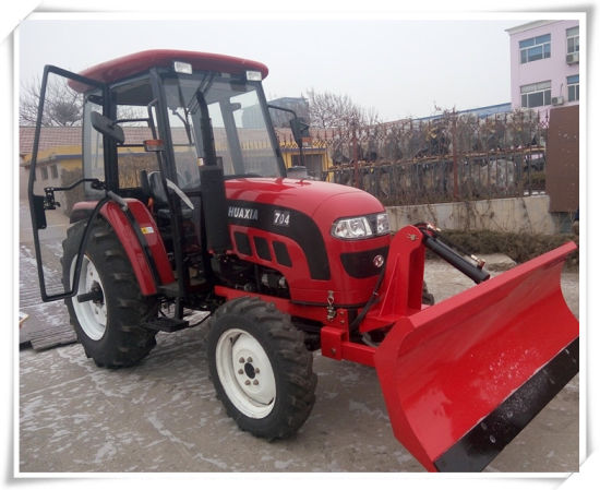 Best Selling Tractor 70HP 4WD with Ce