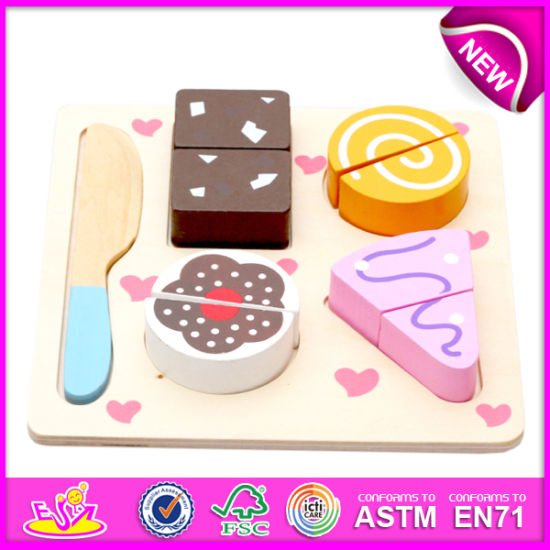 Peachy Best Food Cake Play Set Toys Wooden Play Food Toy Cutting Food Play Set Toys Children Kitchen Toy Set Snack Food Toy W10B091 D Home Interior And Landscaping Ymoonbapapsignezvosmurscom