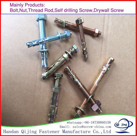 Anchor Bolt with L Shape Hook pictures & photos