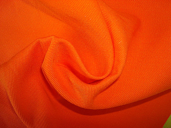 Modacrylic Cotton Fire Retardant Twill Fabric pictures & photos