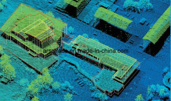 Lidar Point Cloud and Aerial Imagery Integrated Processing Solution Professional Supplier