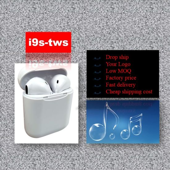 2019 Tws Bluetooth 5.0 Stereo Mini Wireless Magnetic Sport Headset