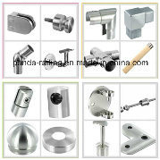 Balustrade Accessories / Baluster Fitting / Stainless Steel Base Plate pictures & photos
