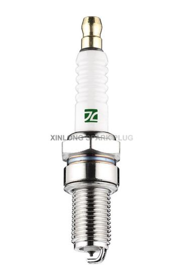 D8TC Red Ceramic Motorcycle Spark Plugs pictures & photos