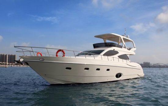 Aquitalia 63FT Luxury Yacht with Flybridge