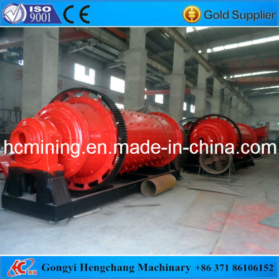 Copper Gold Ore Grinding Ball Mill Ball Grinding Mill pictures & photos