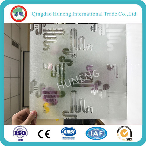 High Quality Decorative Glass Architectural Fusing Wall Art Glass pictures & photos