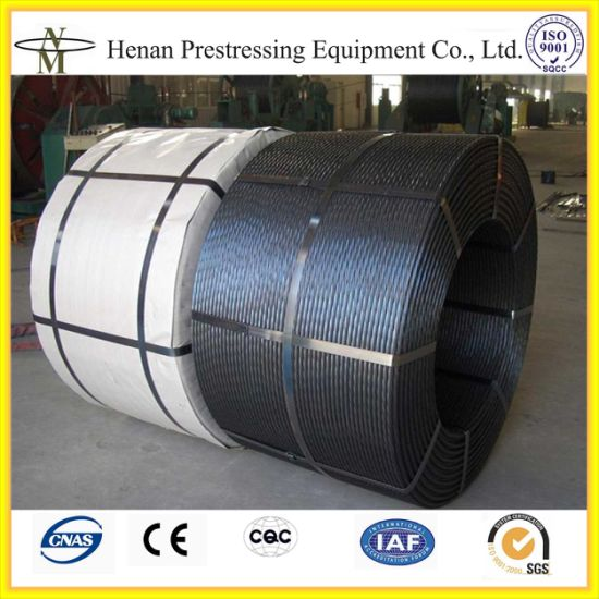 Cnm Prestressed Cable Wire for Post Tensioning