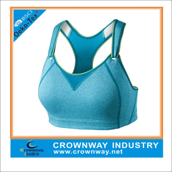 China Factory Wholesale Price Hot Sex Women′s Sport Bra pictures & photos