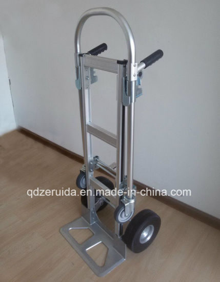 Load Capacity up to 350 Kgs Aluminum Convertible Hand Truck