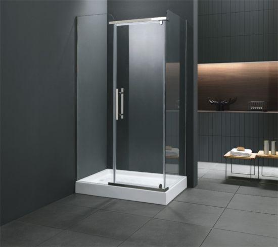 Monalisa Rectangle Shape Bathroom Shower (M-661)