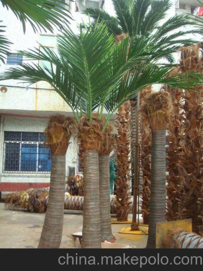 Artificial Phoenix Palm Tree for Indoor or Outdoor Use of