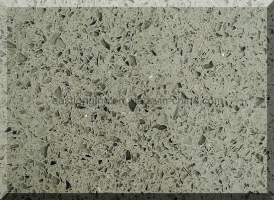 Artificial Quartz Stone Solid Surface/Engineered Quartz pictures & photos