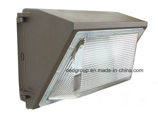 150W Waterproof LED Wall Pack Light CRI>70 High Lumen with Ce RoHS Approval