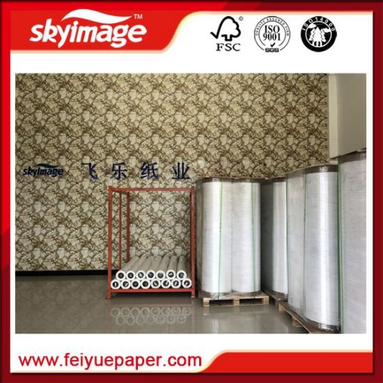 Fast-Dry Sublimation Heat Transfer Paper 120GSM for Apparel/ Fabrics pictures & photos