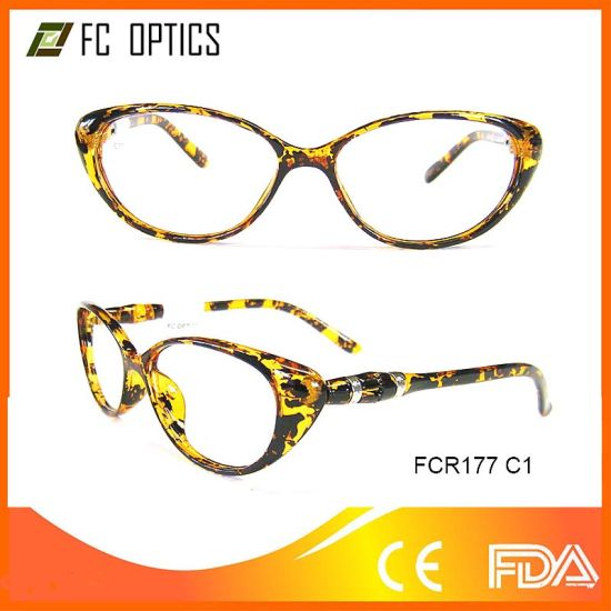 Luxury Lady Plastic Promotional Reading Glasses pictures & photos