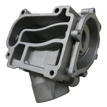 OEM Custom Auto Spare Part Aluminum Die Casting Motor Housing
