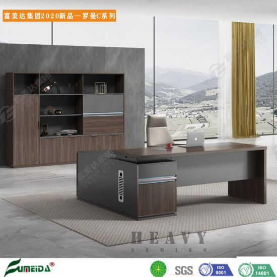 Modern Office Furniture Latest CEO Office Table Designs Executive Desk