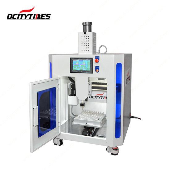 Automatic Ocitytimes F4 Cbd Oil Vaporizer Cartridge Filling Machine
