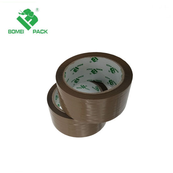 Stronger BOPP Brown Packing Adhesive Tape