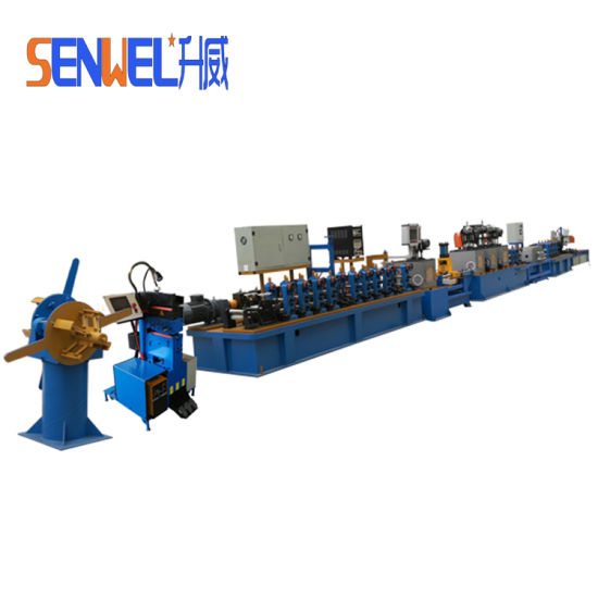 Stainless Steel SS304/316L Industry Pipe Making Machinery