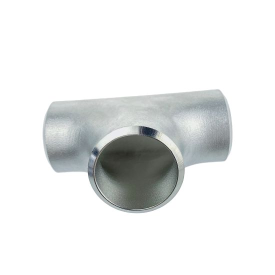 304 316 310S 2205 Butt-Welding Steel Pipe Stainless Equal 11 Tee