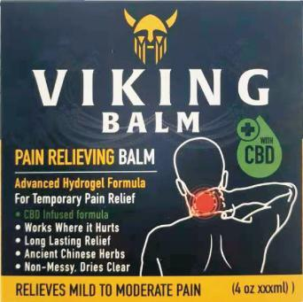 Top Quality OEM/ODM Cbd Pain Relieving Balm